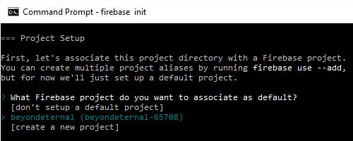 Installing Firebase 3