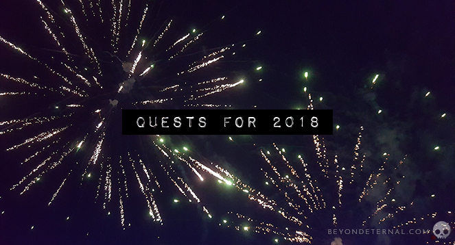 Quest for 2018