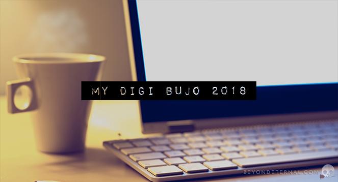 My Digi Bujo 2018